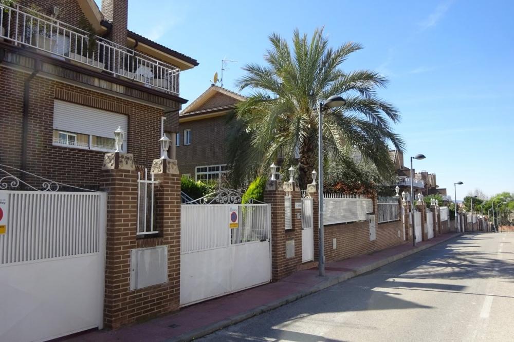 los villares madrid villa foto 3676705