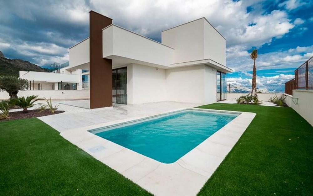 polop alicante villa foto 3662336
