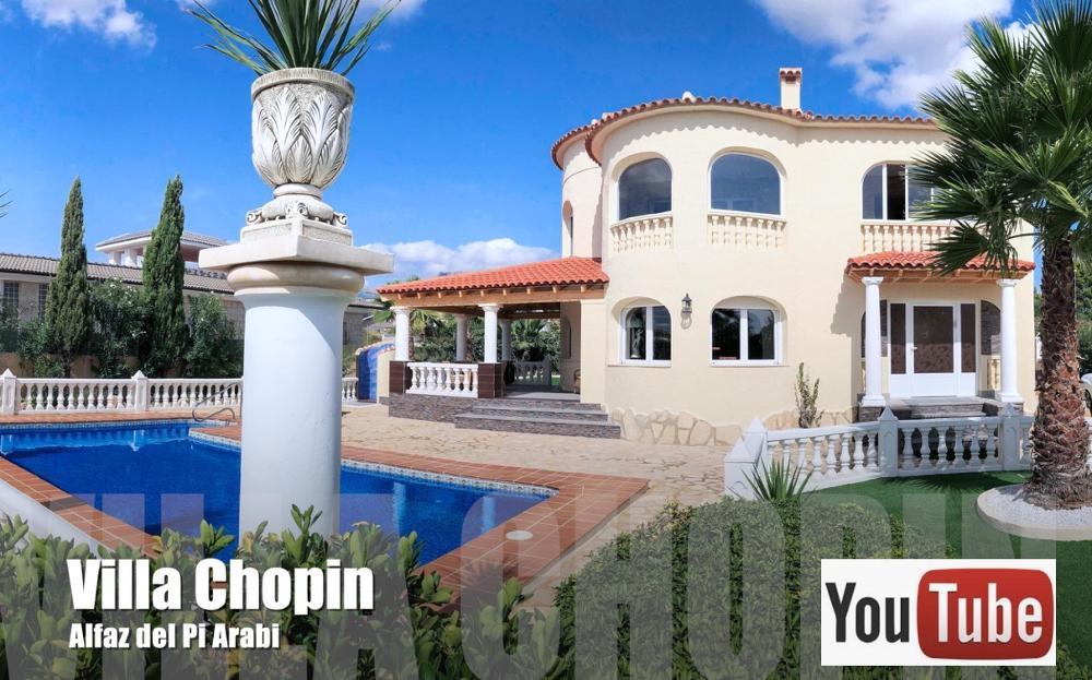 alfaz del pi alicante villa foto 3657859