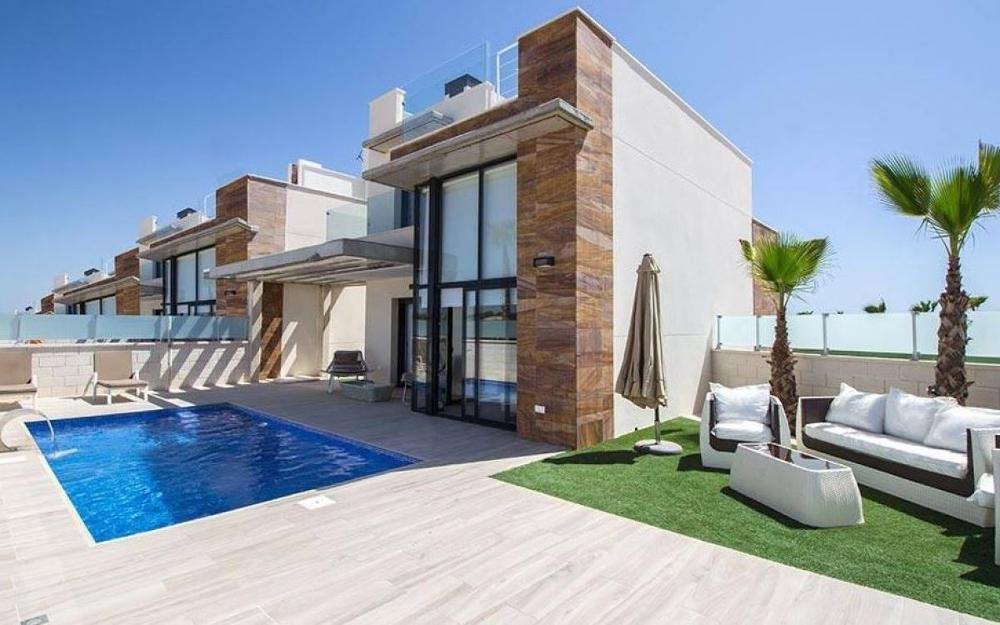orihuela costa alicante villa foto 3662300