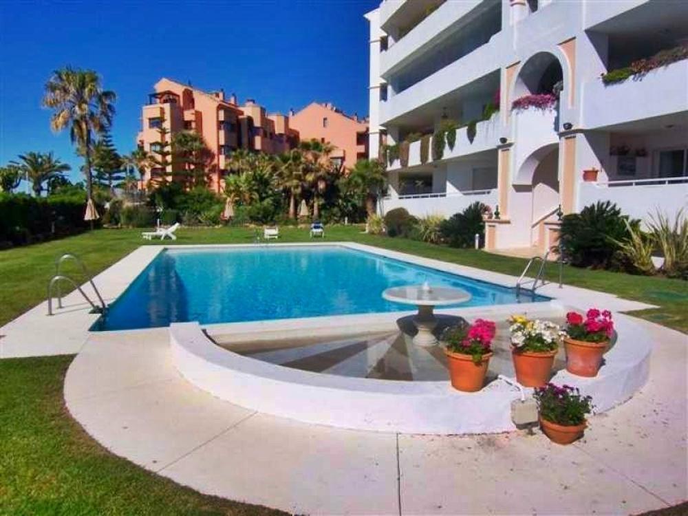 puerto banús málaga lägenhet foto 3652883