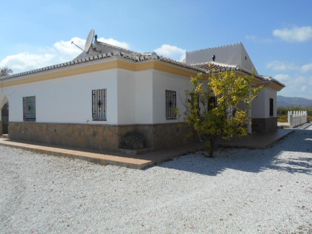 viñuela málaga villa foto 3675483