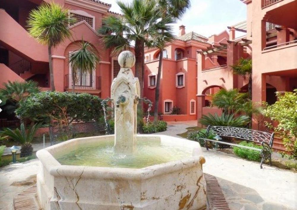 puerto banús málaga lägenhet foto 3652876