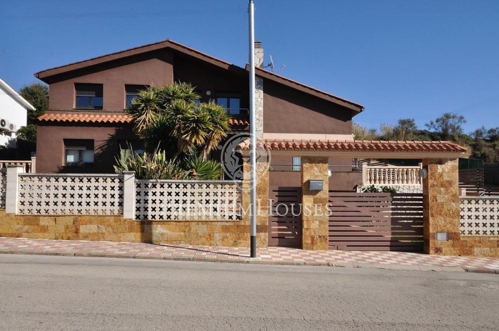 pineda de mar barcelona huis foto 3689795