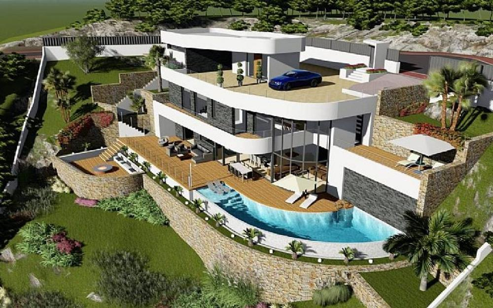 benissa alicante villa foto 3662112