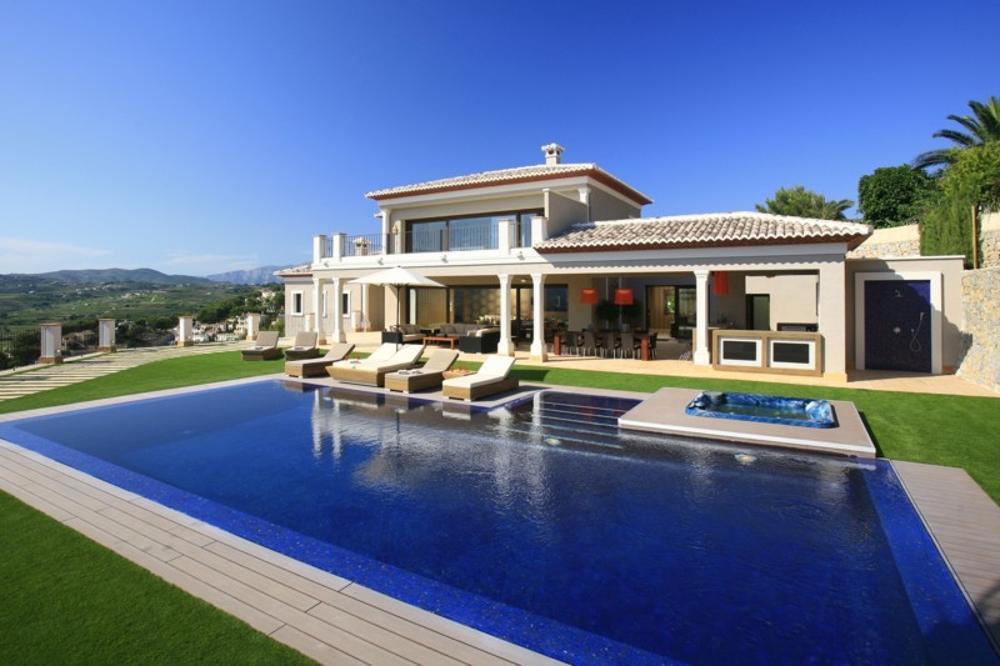 moraira alicante villa foto 3663559