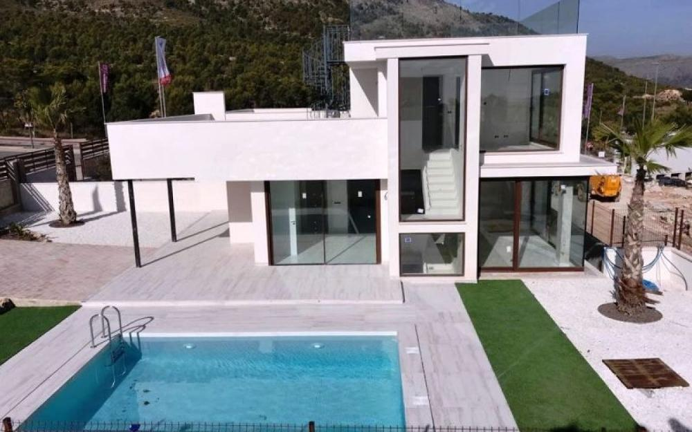 polop alicante villa foto 3662337