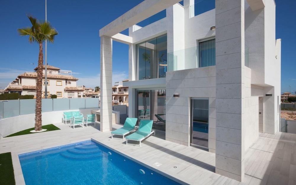 orihuela costa alicante villa foto 3662302