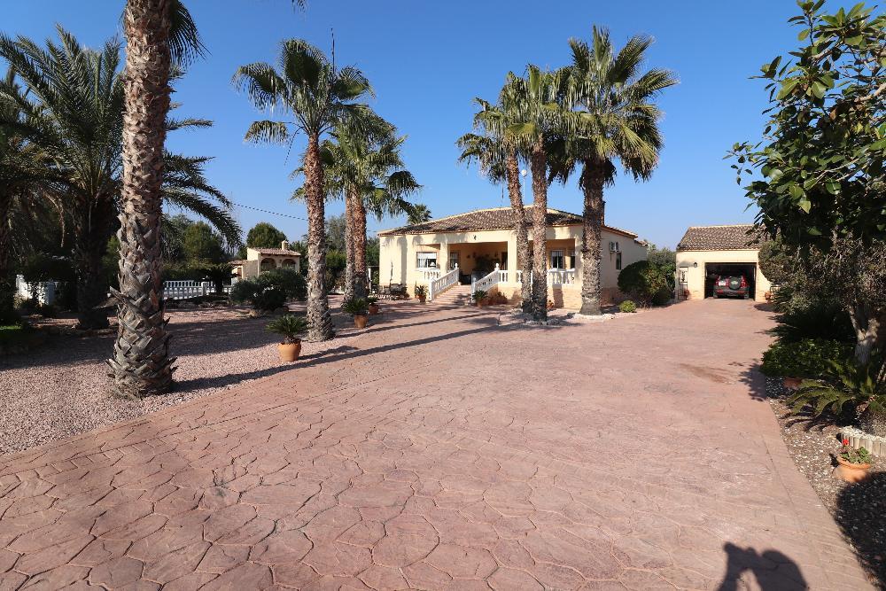 catral alicante hus på landet foto 3669787