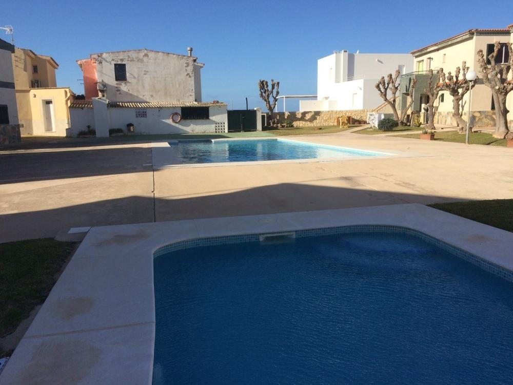 for sale apartment cala blanes menorca 1