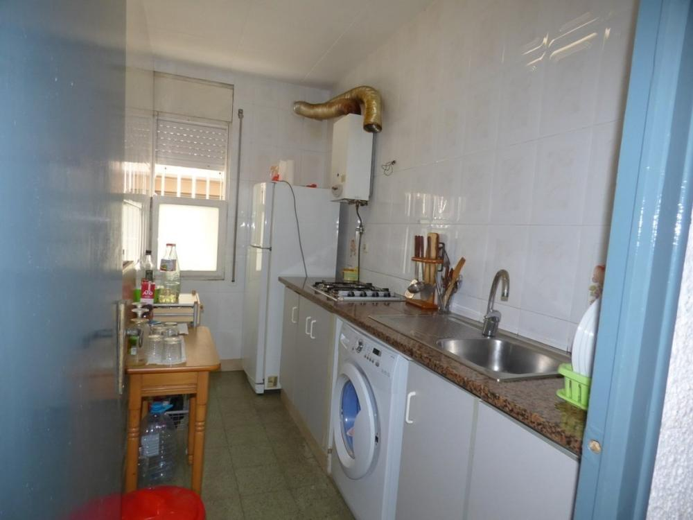malgrat de mar barcelona Bottenvåningen lägenhet foto 3714127