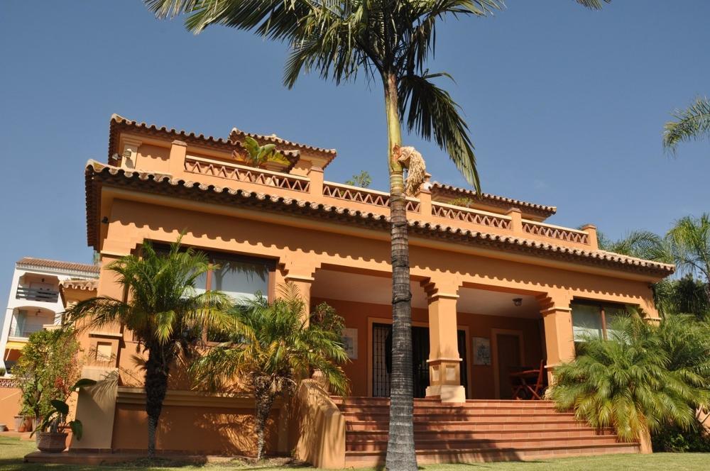 san pedro de alcántara málaga villa foto 3717003