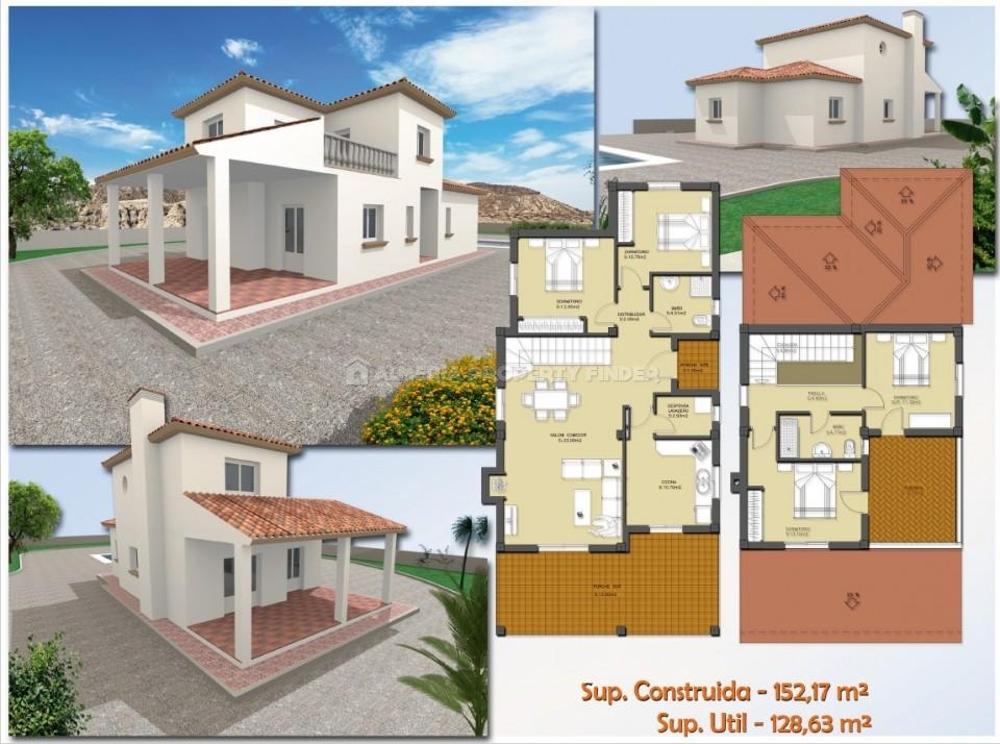 huercal-overa almería villa foto 3708572