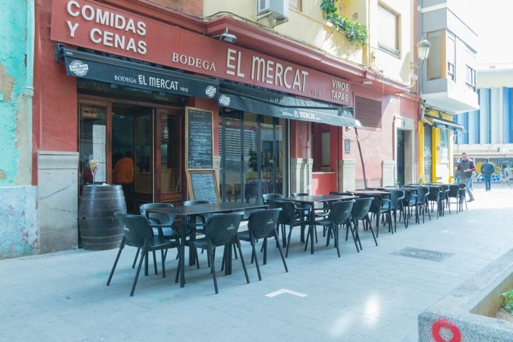 l'eixample russafa valencia local foto 3723188