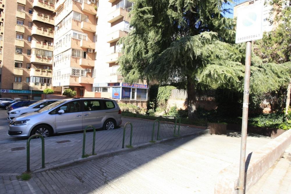 fuencarral-mirasierra madrid aparcamiento foto 3722564