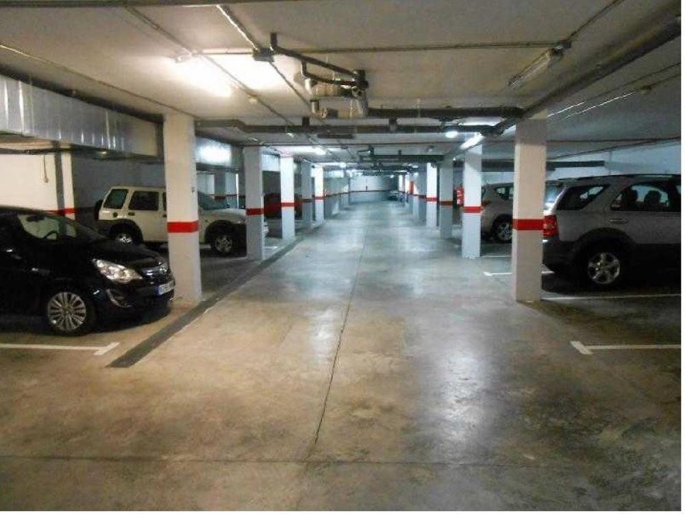 la bombilla la palma parking foto 3714581