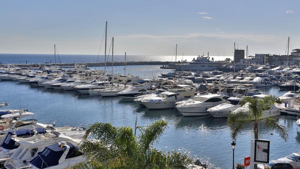 puerto banús málaga hus foto 3725195