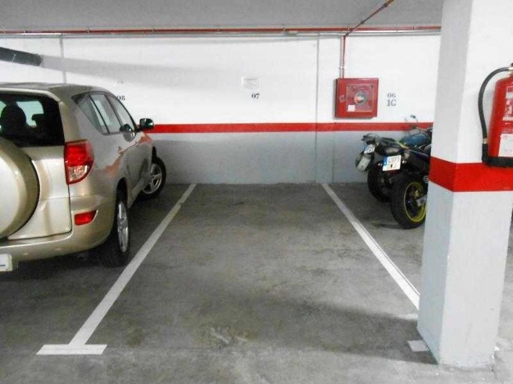 puerto naos la palma parking foto 3714586