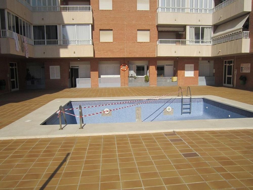 cambrils tarragona Bottenvåningen lägenhet foto 3719514