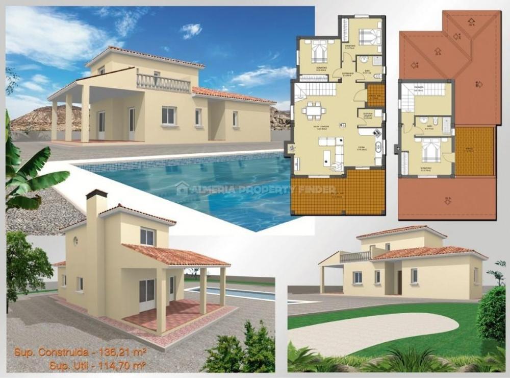 huercal-overa almería villa foto 3708571