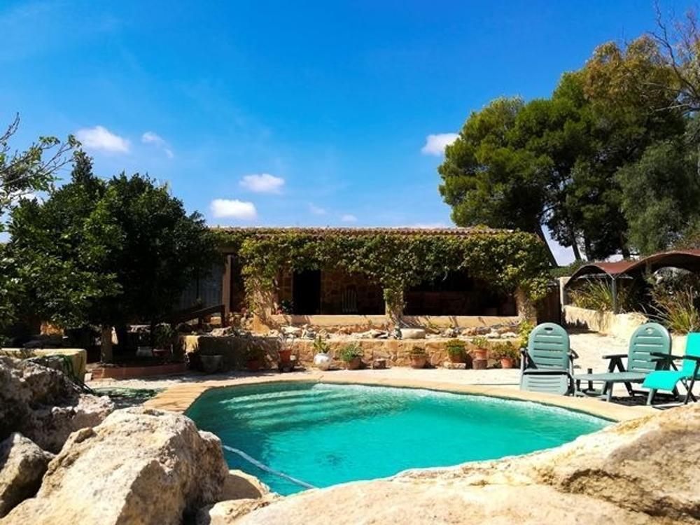 busot alicante villa foto 3706371