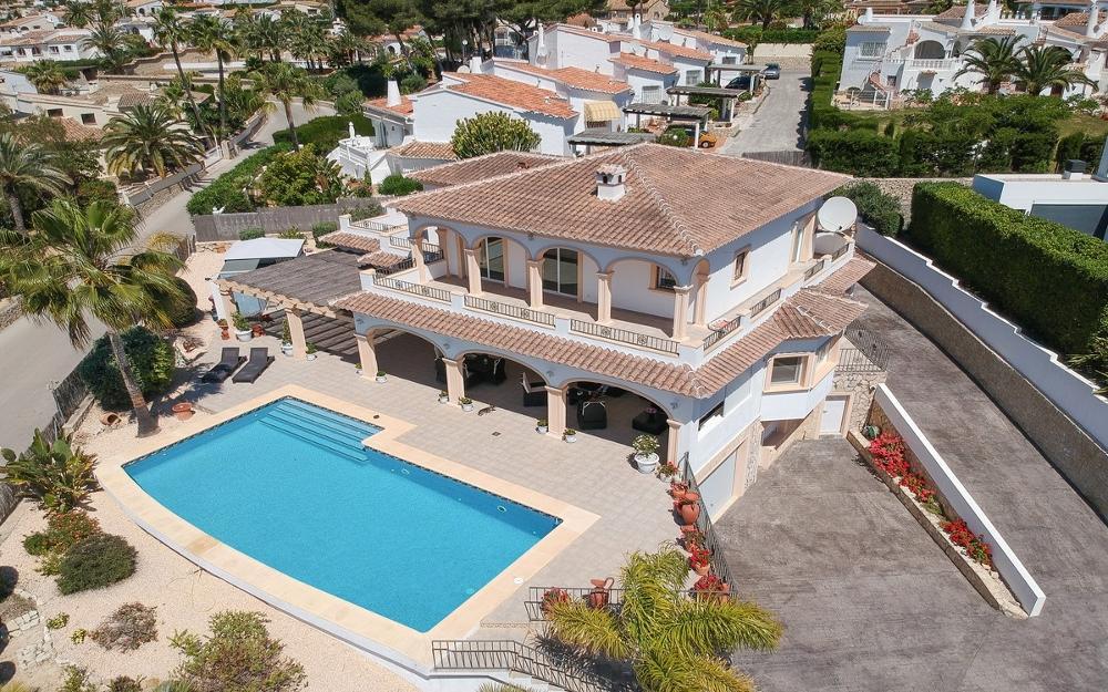 moraira alicante villa foto 3753239