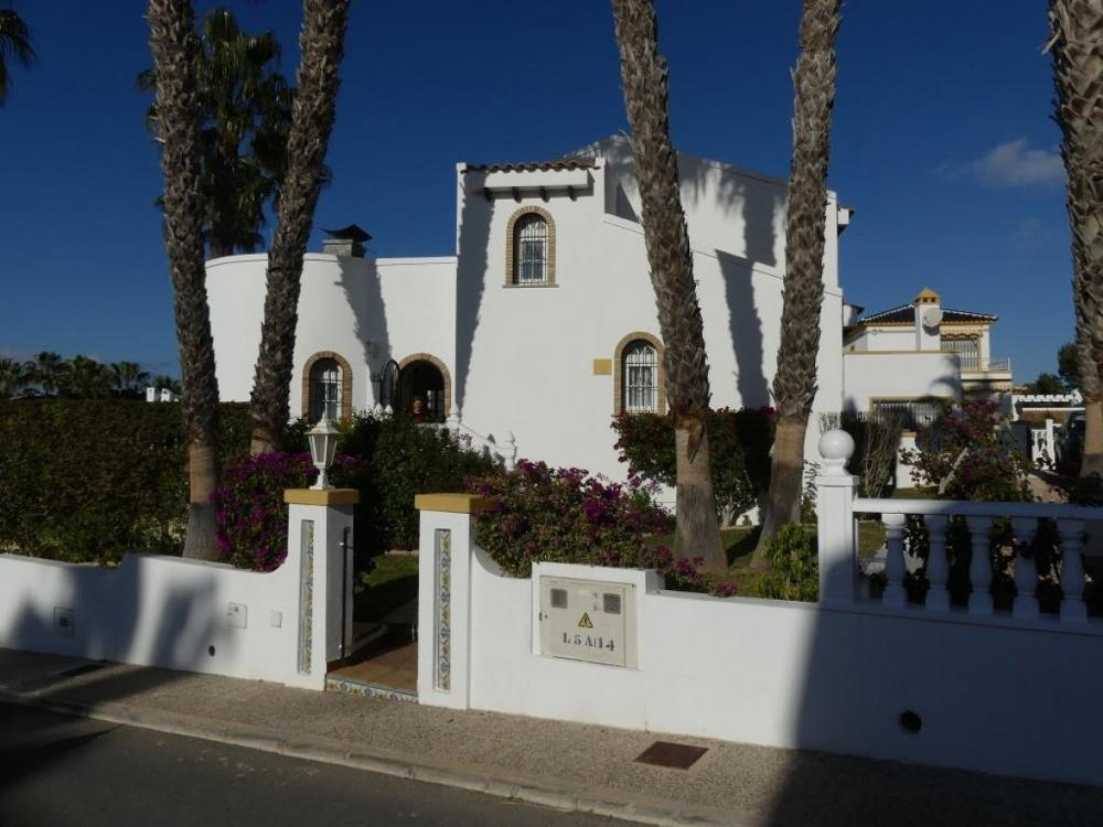 orihuela costa alicante villa foto 3751102