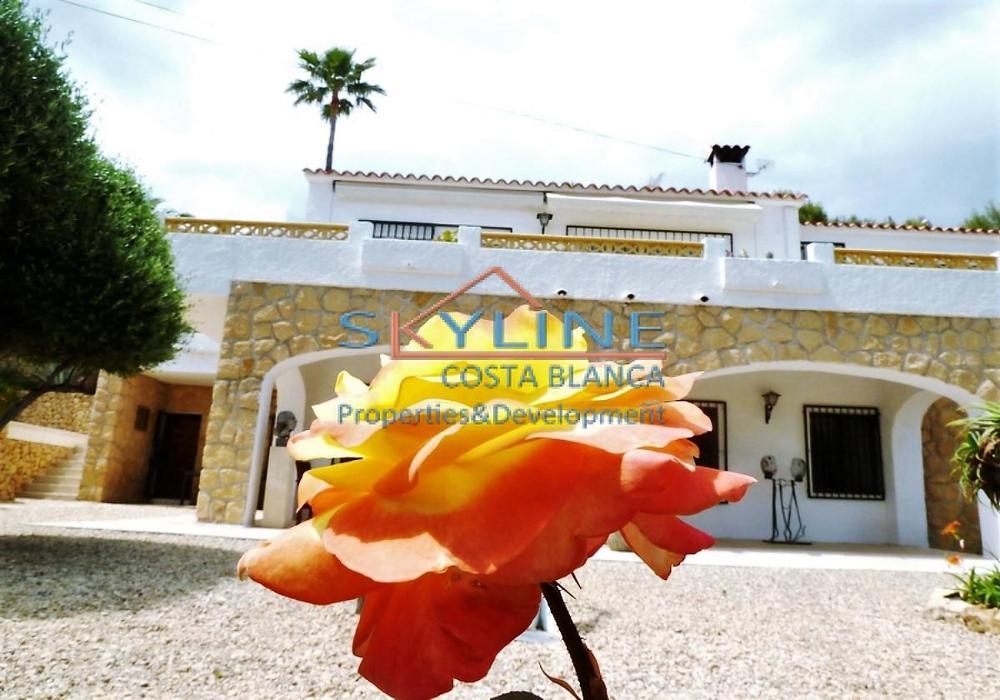 alfaz del pi alicante villa foto 3736533