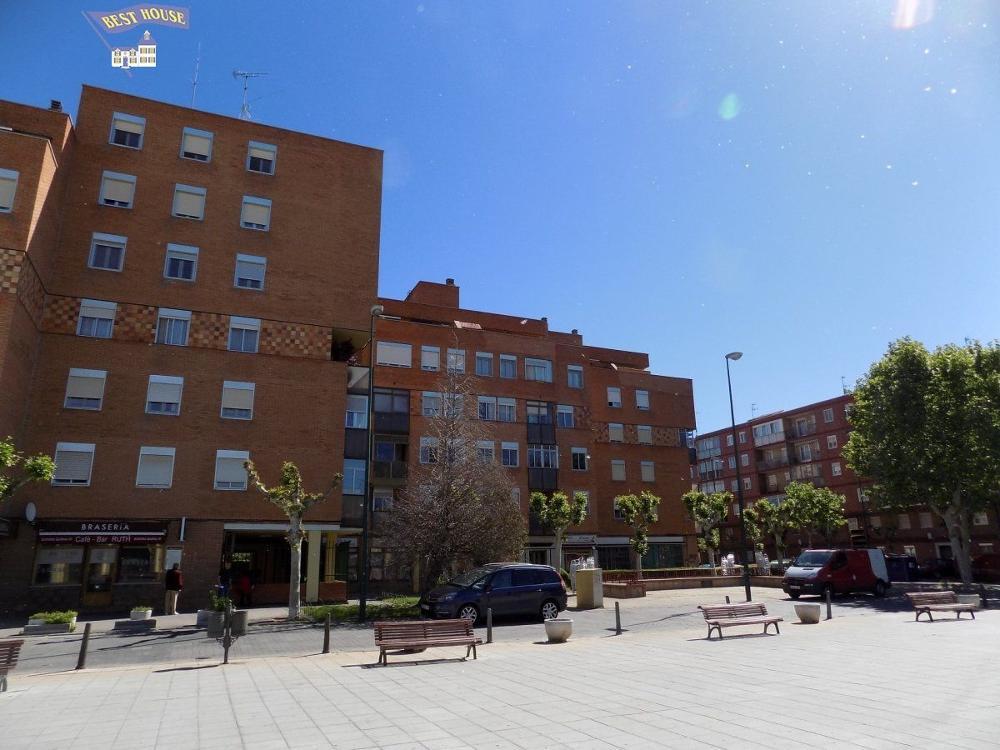 san pedro regalado y barrio espana valladolid lägenhet foto 3752282