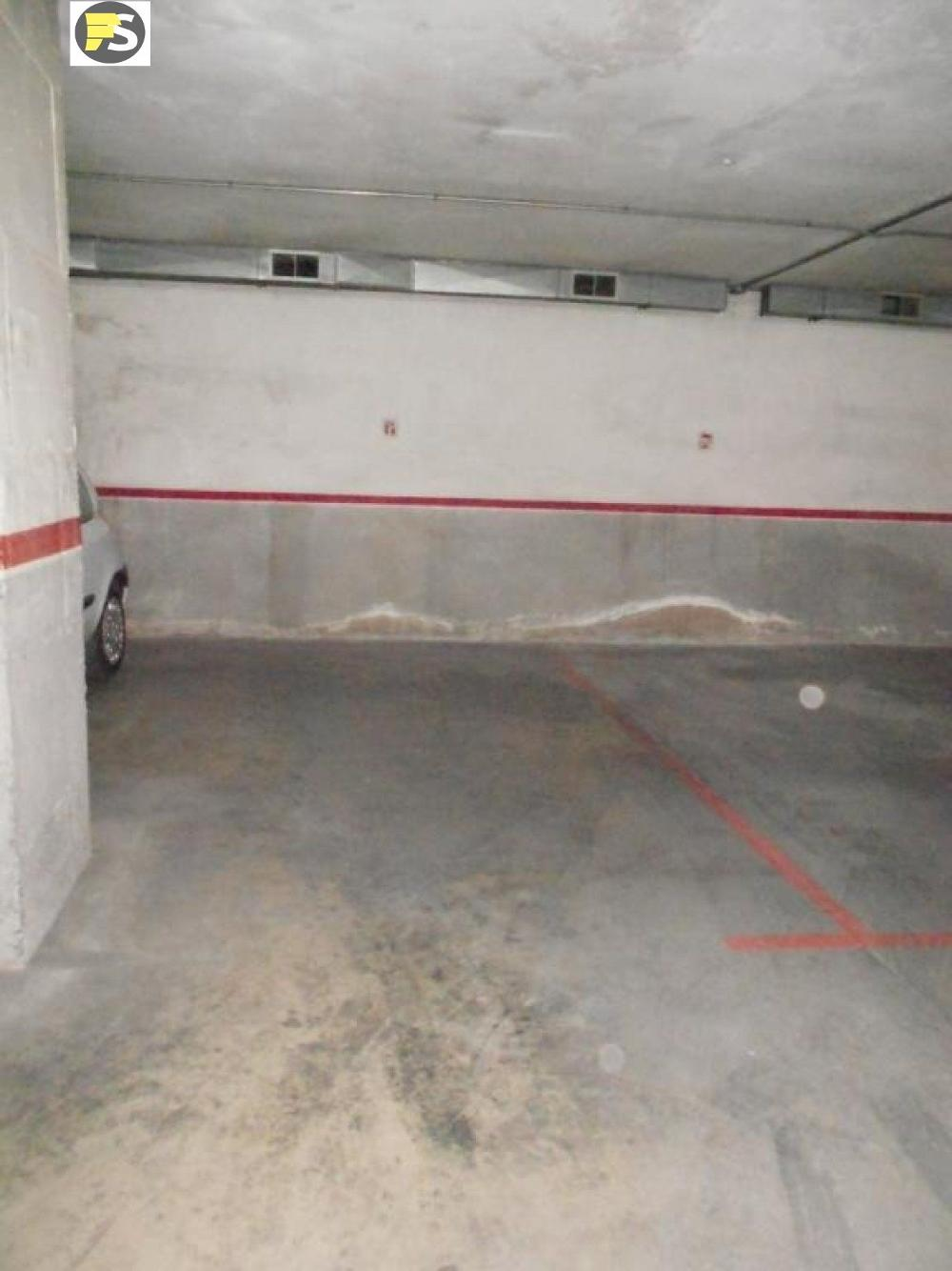 hostafrancs-can rull barcelona parkering foto 3752679