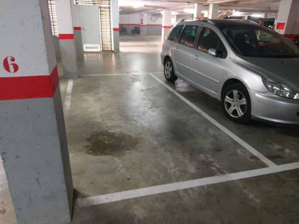 malgrat de mar barcelona parkering foto 3750799