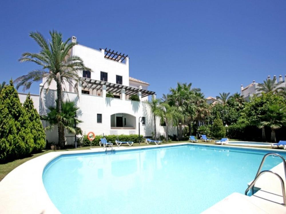 puerto banús málaga lägenhet foto 3747489