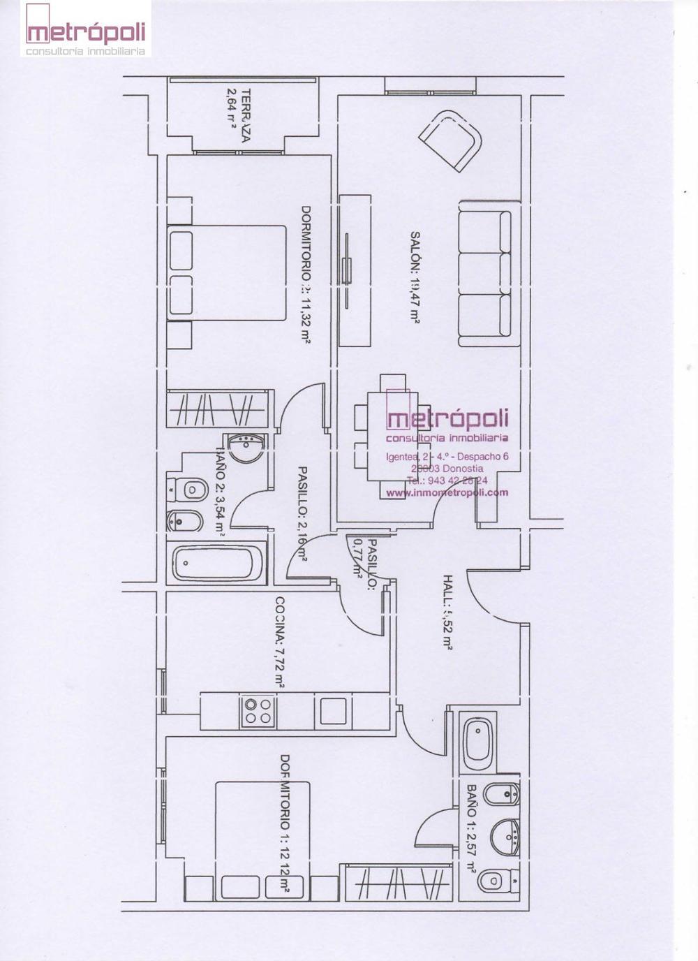 ategorrieta-ulia guipúzcoa appartement foto 3746411