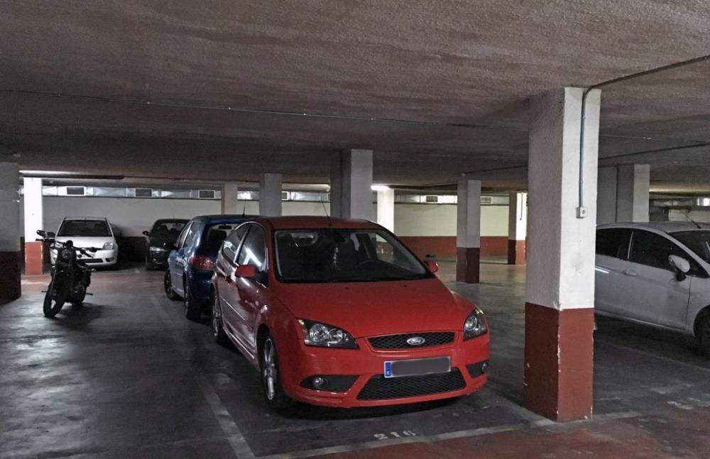 ciutat vella la xerea valencia aparcamiento foto 3745770