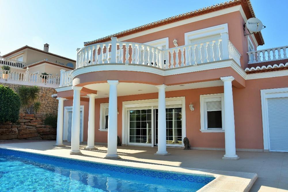 moraira alicante villa foto 3744889
