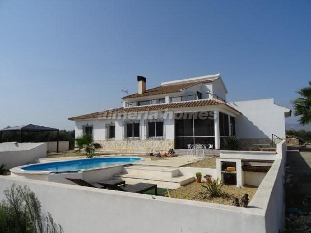 huercal-overa almería Villa foto 3763396