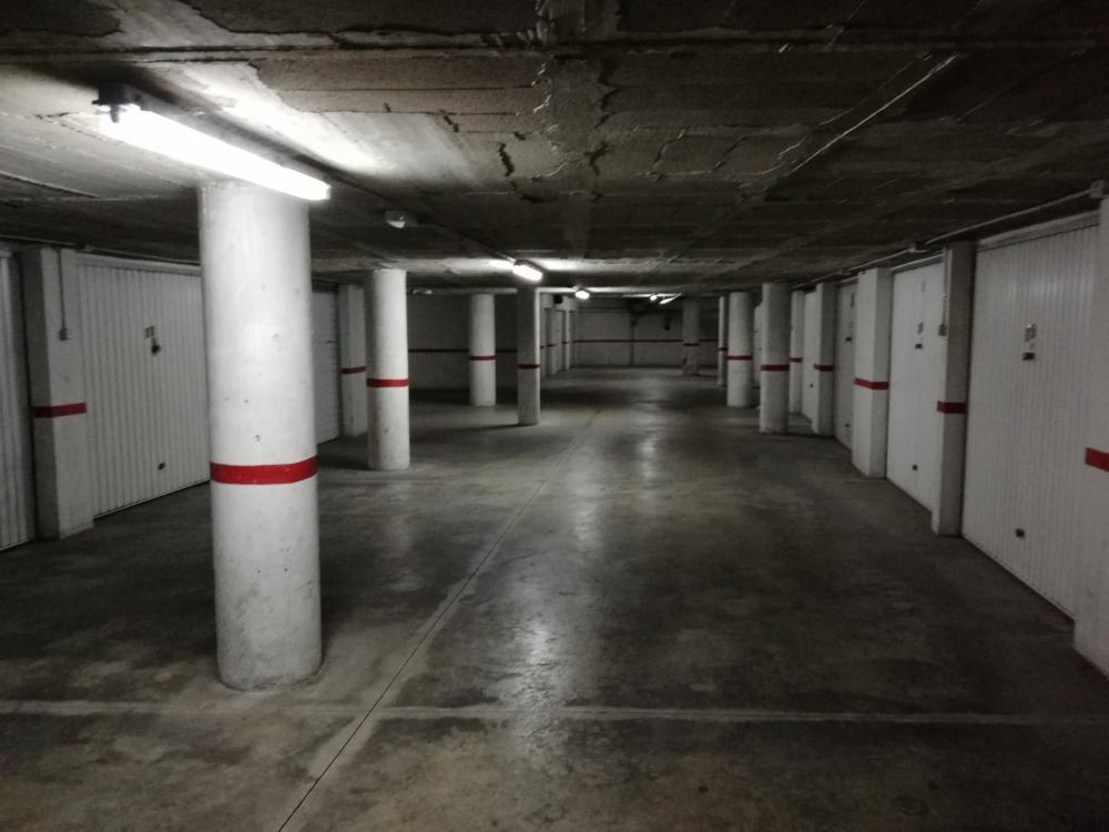 figueres girona parkering foto 3778242