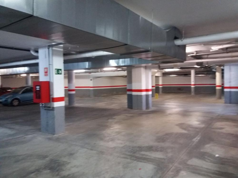 calafell tarragona Parkplatz foto 3797221