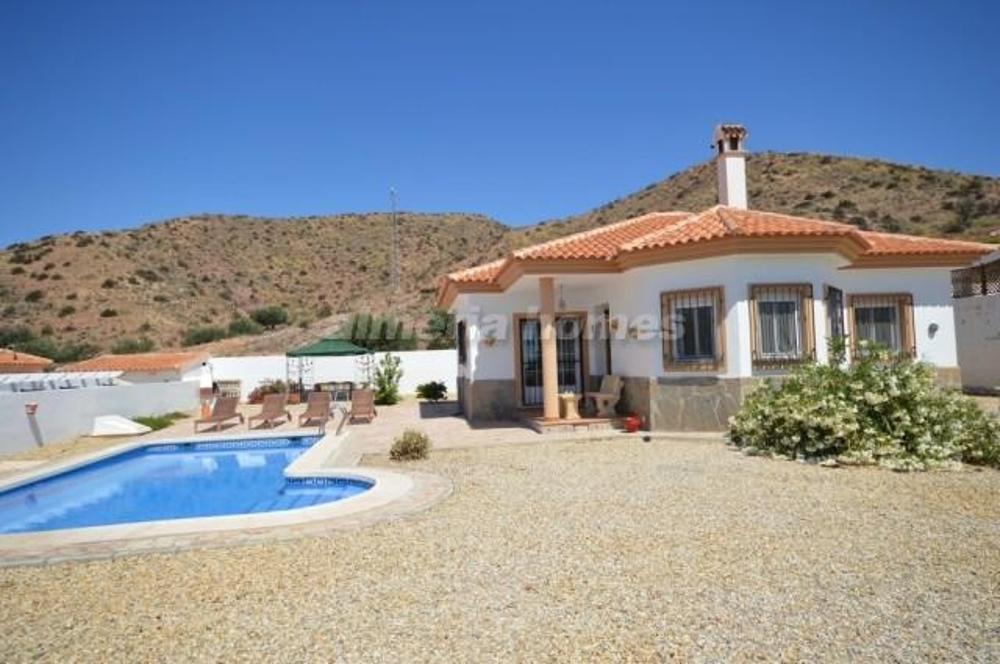 arboleas almería Villa foto 3791846