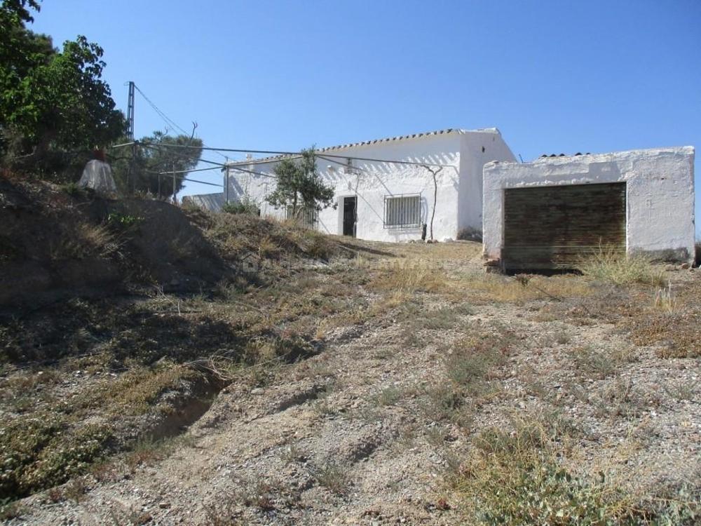 huercal-overa almería hus på landet foto 3786574