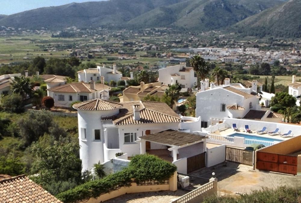 jalón alicante Villa foto 3787298
