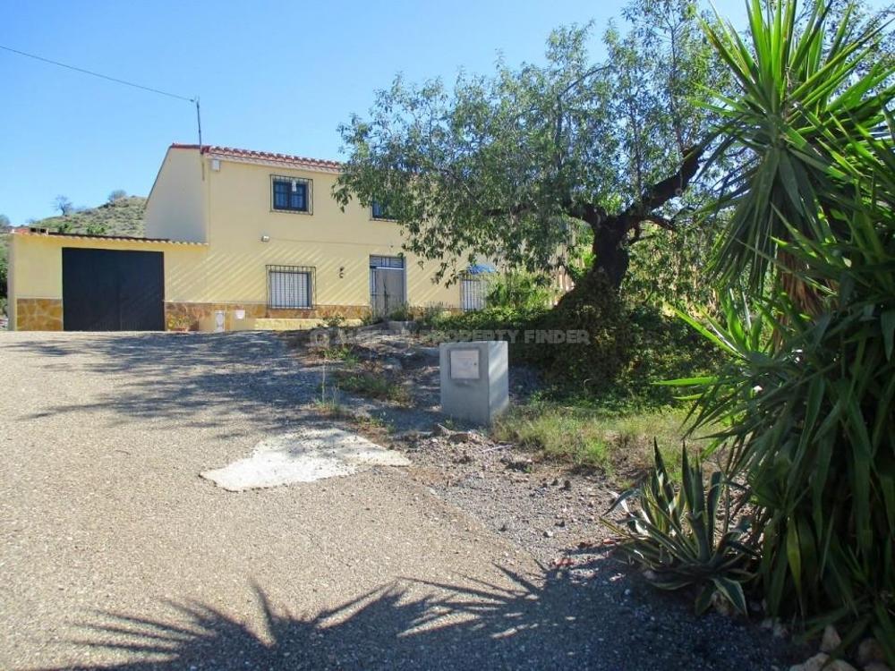 huercal-overa almería hus på landet foto 3792773