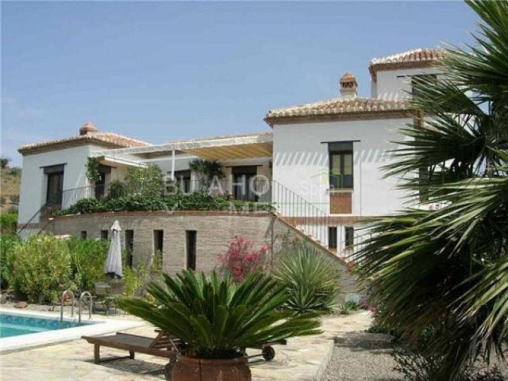 viñuela málaga villa foto 3822774