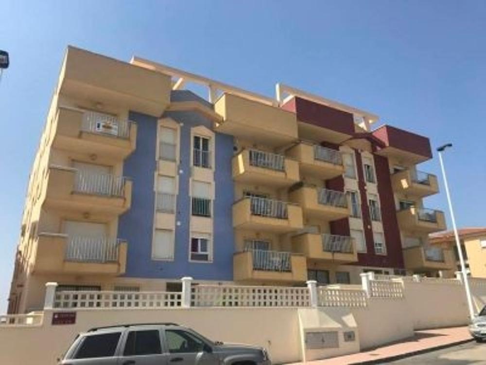 puerto de mazarrón murcia lägenhet foto 3814717