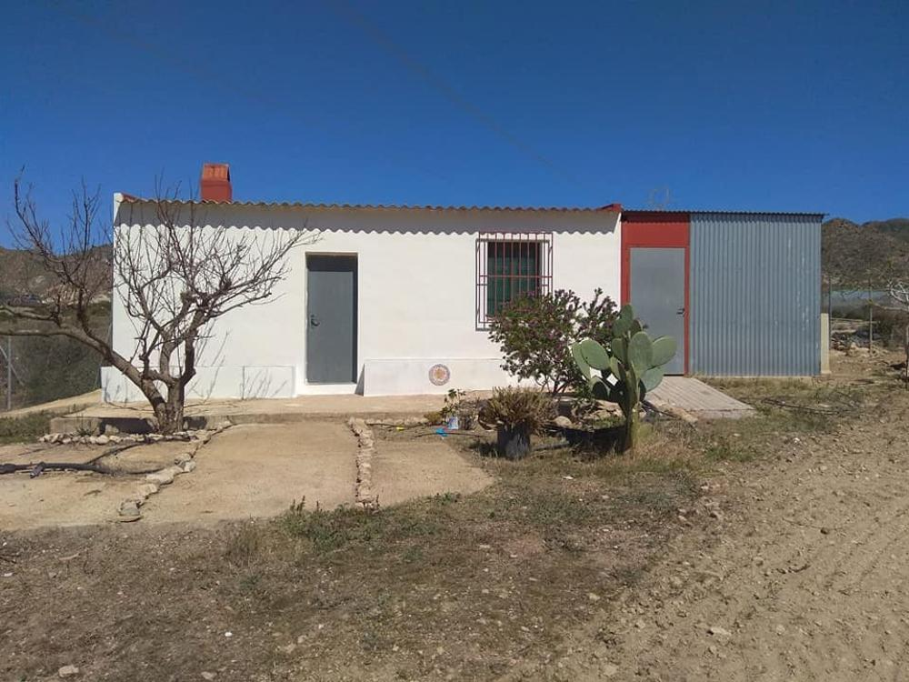 mazarrón murcia hus på landet foto 3823287
