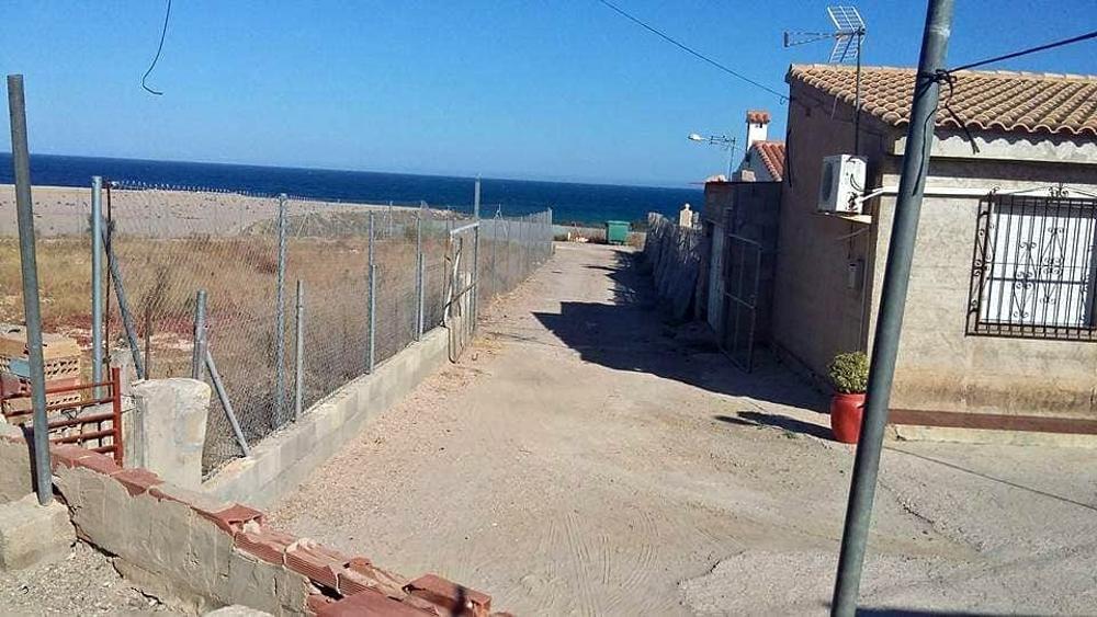 mazarrón murcia hus på landet foto 3817936