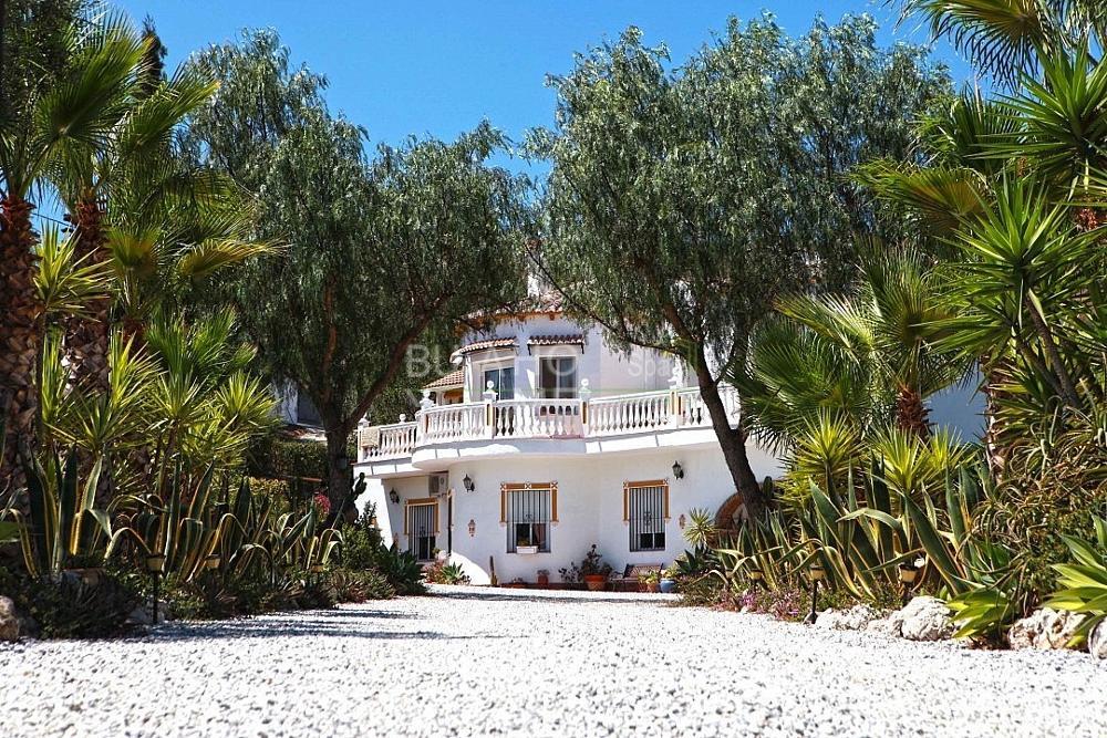 viñuela málaga villa foto 3822755