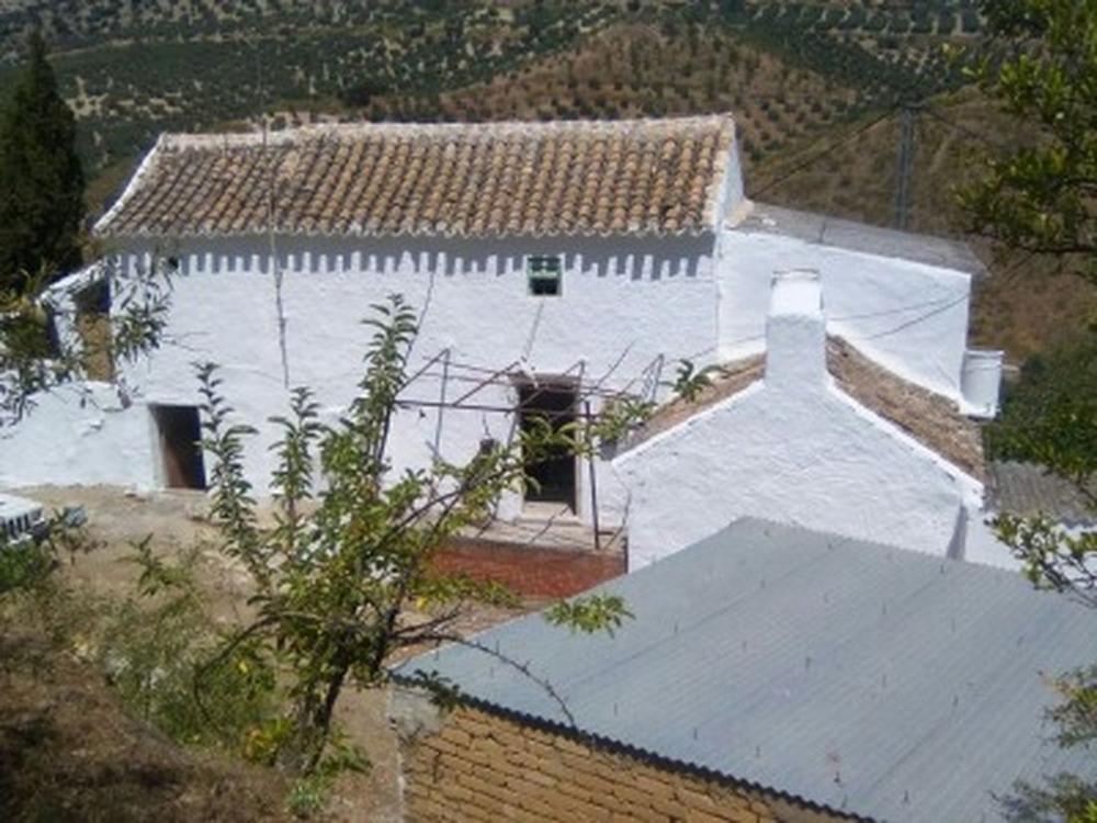iznájar córdoba hus på landet foto 3812751