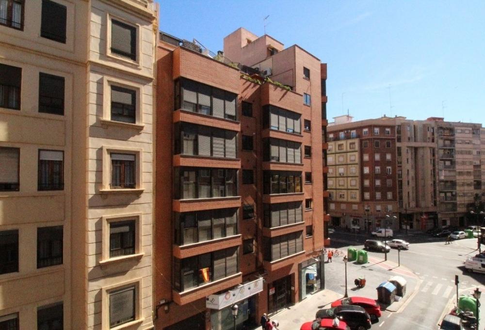 l'eixample russafa valencia lägenhet foto 3815850