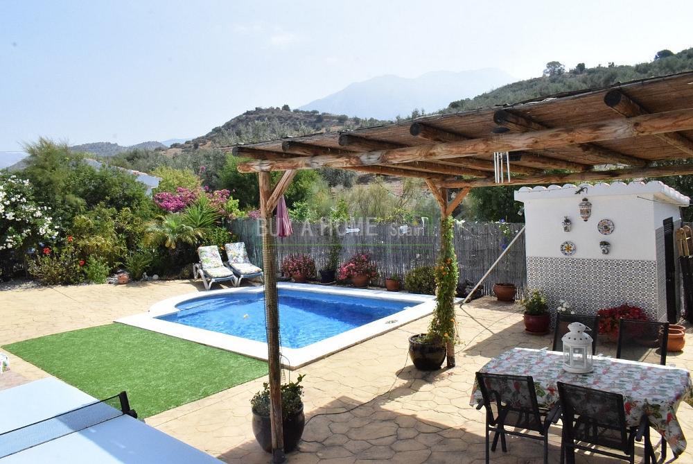 viñuela málaga villa foto 3822761